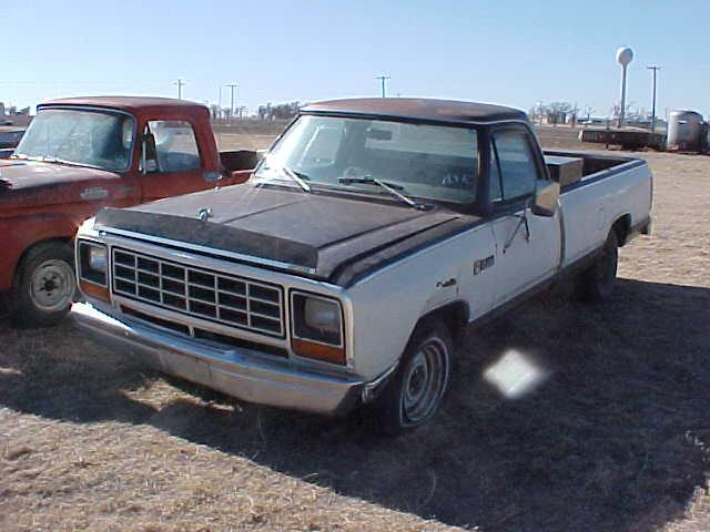 1982 dodge ram 150 royal. Black Bedroom Furniture Sets. Home Design Ideas