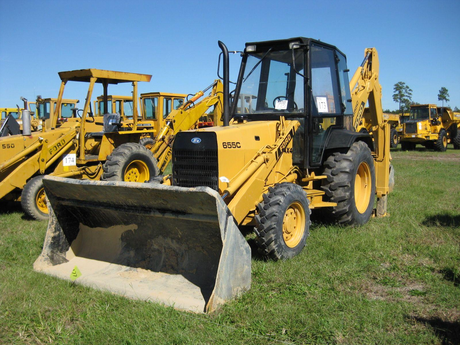 1996 Ford 655d Backhoe Wiring Diagram Simple Options 655c 655a