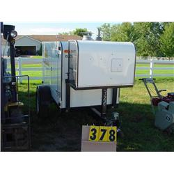 ground thaw machine