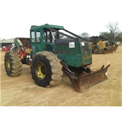 TIMBERJACK 240 GRAPPLE SKIDDER