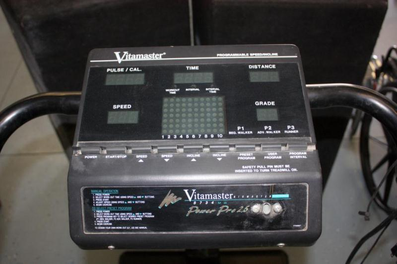Vitamaster Power Pro 25 Treadmill