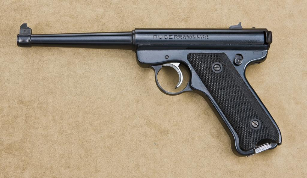 What's my mark 1 worth? - Ruger Forum