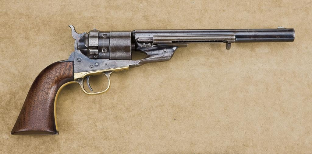 Colt Revolver 1860 Colt Model 1860 Richards