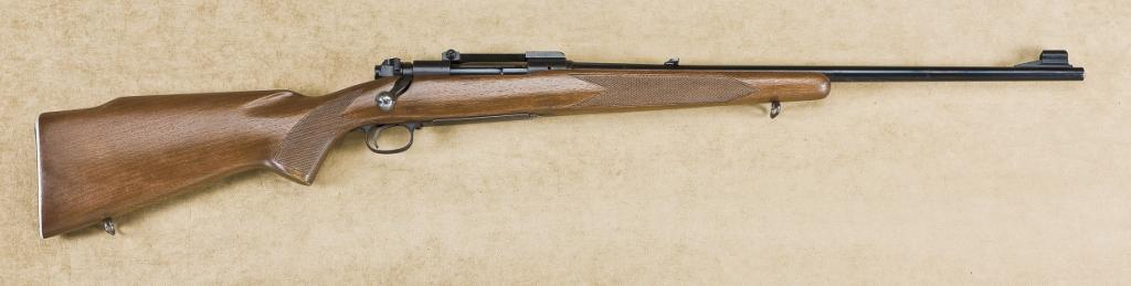 Hunting cartridges of caliber .308 Win with a shell bullet — Stock ...