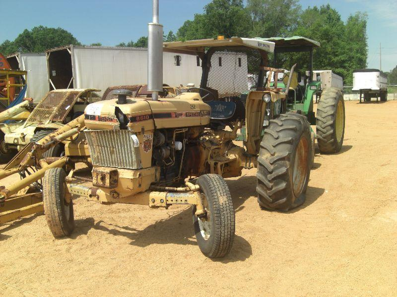 6100 Ford Tractor : Ford farm tractor