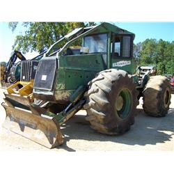 FRANKLIN 170 GRAPPLE SKIDDER,