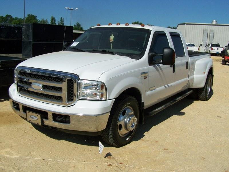 2005 ford f350 dually pickup,