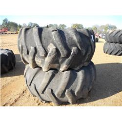 (2) 30.5X32 USED TIRES