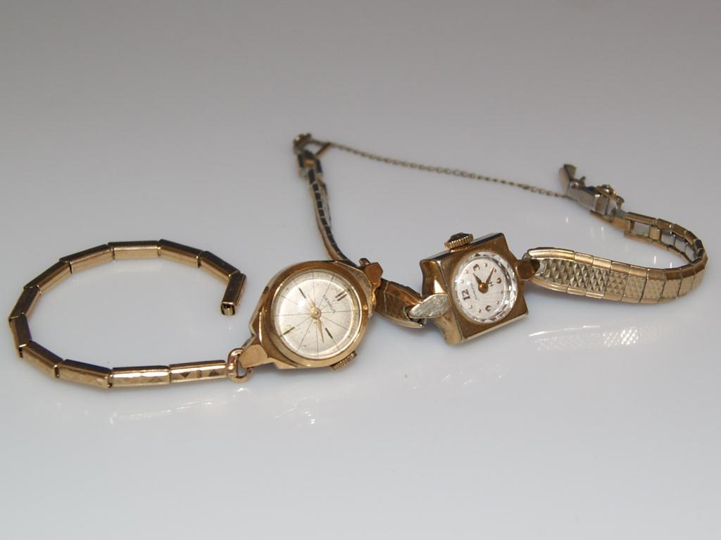 Vintage Hamilton Ladies Watches