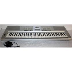 Yamaha Portable Grand Keyboard DGX-205 w/ Stand