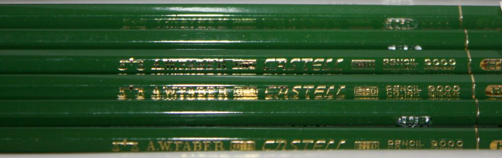 a w faber castell pencils from germany j m wood auction company inc. Black Bedroom Furniture Sets. Home Design Ideas