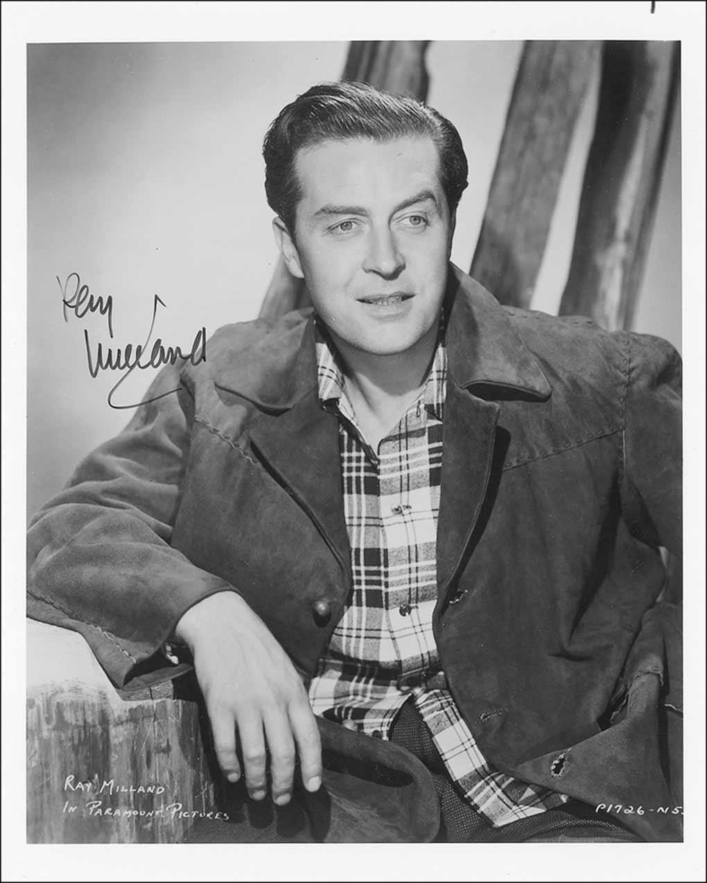 ray milland net worth