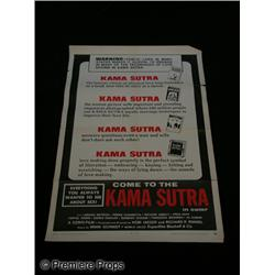 Kama Sutra One Sheet Movie Poster
