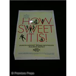 How Sweet It Is One Sheet Movie Poster