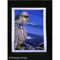 Bruno Stevie Wonder Photo Movie Props