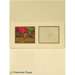 BraveStarr Animation Cels
