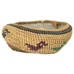 Nuu-Chah-Nulth Basketry Shell
