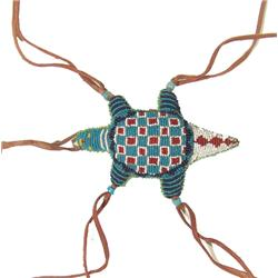 Beaded Amulet/Fetish