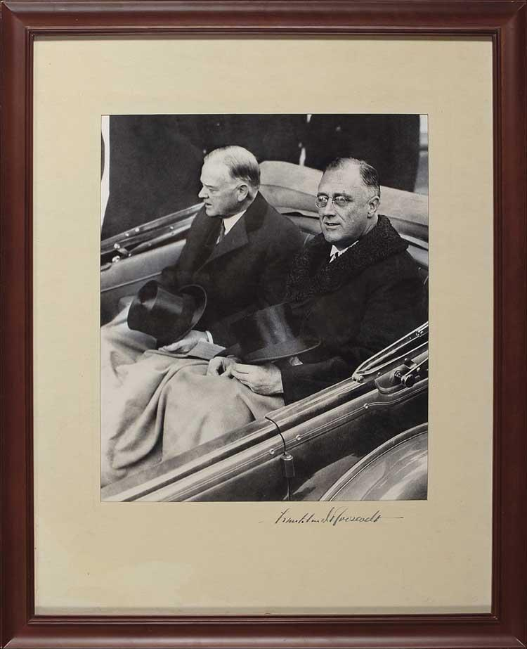 franklin d roosevelt and herbert c Herbert hoover franklin d roosevelt  franklin d roosevelt: impact and legacy  by william e leuchtenburg franklin delano roosevelt served as president from .