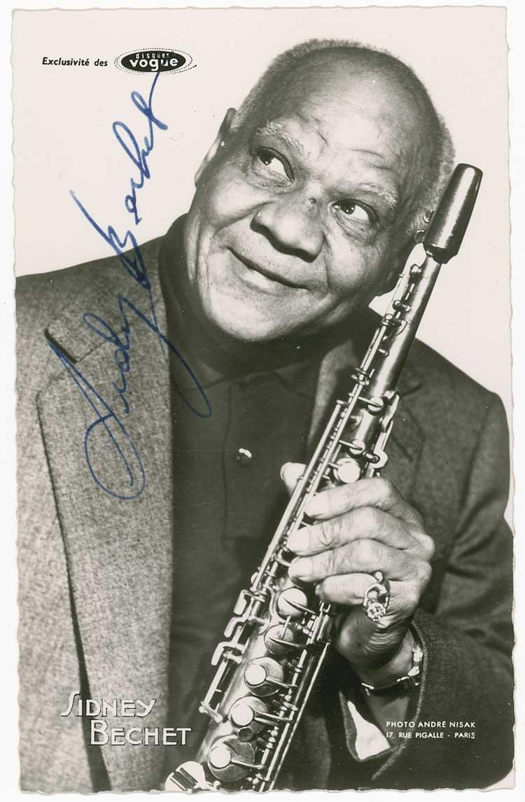 Sidney Bechet - When The Saints Go Marching In