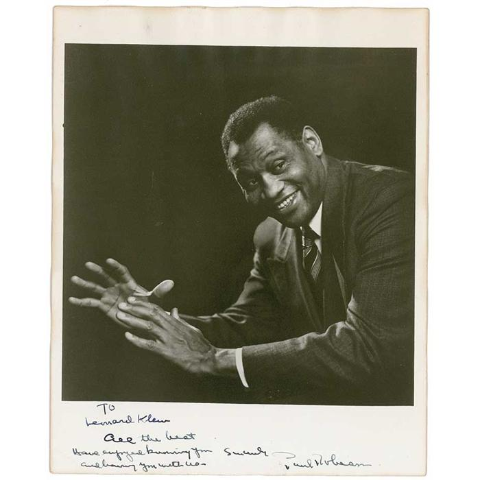 Paul Robeson - Images Colection
