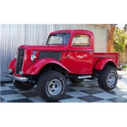 1936 FORD 4X4 PICKUP