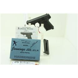 Jennings J-22 .22LR auto with 2 Magazines Bryco
