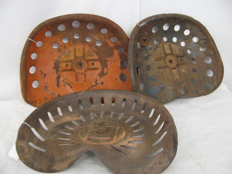 Old Tractor Seats : Old tractor seats
