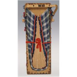 Ojibwa Cradleboard, early 1900s, excellent condition