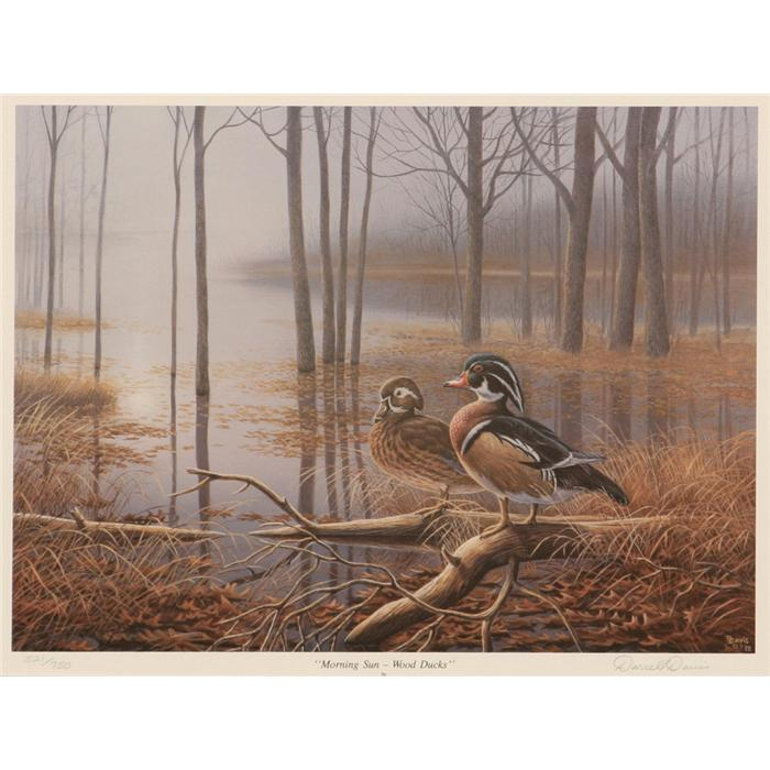 Darrell davis terry redlin ducks unlimited prints for Photographs for sale online