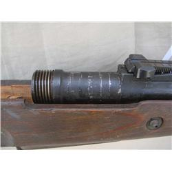 MAUSER K98, BARREL AND STOCK, NO RECIEVER, RUSTY  (NON GUN)
