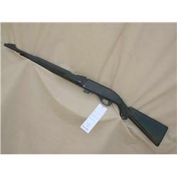REMINGTON MODEL 77, 22 CAL, GREEN STOCK,  PARKERIZED, VERY NICE, VERY COLLECTABLE (L)A4685,  A233016