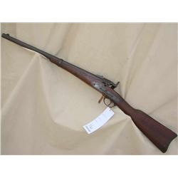 JOSLYN M1864 CARBINE, .52 CAL RIMFIRE, HAS FAINT  INSPECTORS CATROUCHE, GOOD OVERALL, GOOD BORE,  VE