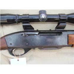 REMINGTON MODEL 742, IN 30-06 CAL, W/SCOPE  (L)A4554, 30643