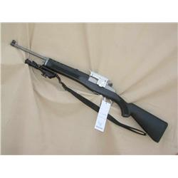 RUGER MINI 14 STAINLESS, WITH BIPOD AND SCOPE  MOUNT, AS NEW (L)A4547, 58045742