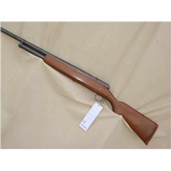 JC HIGGINS 12 GA BOLT ACTION, SHORT BARREL, LIKE  NEW (L)A4500, NO #