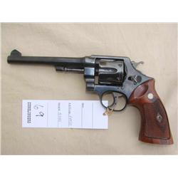 S&W HAND EJECT 2ND MODEL, 44 SPECIAL, VG OVERALL  (H)A4533, 8345600