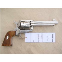 RUGER VAQUERO, 357 TO MATCH LOT 73, ALSO HAS  ACTION JOB (H)A4689, 5832681