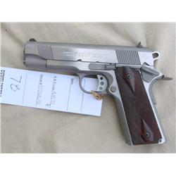 COLT COMMANDER, 45 ACP, LOOKS TO BE AS NEW IN BOX,  HAS SCRATCHING BY SLIDE RELEASE (H)A4572,  FC254