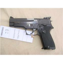 BROWNING BDA, MADE BY SIG IN 45 CAL, HAS MILLET  SITES (H)A4634, 395RP5892