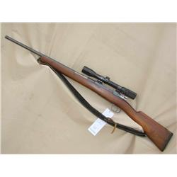 MAUSER 1895 SPORTER, 7MM CAL, WITH SCOPE,  (L)A4605, R7495
