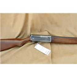 REMINGTON MODEL 11, 12 GA SEMI AUTO (L)A4656,  30074