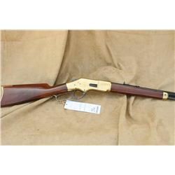UBERTI MODEL 1866 IN 45 COLT CAL, A FEW SMALL  DINGS, OTHER THEN THAT AS NEW(L)A4722, W06194