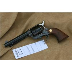 COLT SAA EARLY 3RD GEN IN 44 SPECIAL CAL, LOOKS TO  BE UNFIRED NEW, NO BOX (H)A4757, SA32922