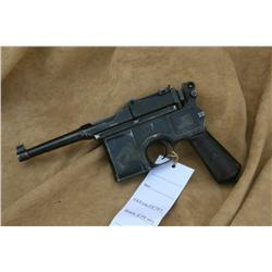 MAUSER BROOMHANDLE, IN 30 MAUSER, GOOD OVERALL  (H)A4727, 525097