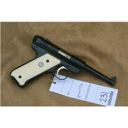 "RUGER MK 2 ""NRA"" 22 CAL, SPECIAL EDITION OF THE MK  2, AS NEW IN BOX (H)A4760, NRA02405"