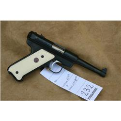 RUGER MK 2 NRA, SAME AS LOT 231 (H)A4759, NRA02414