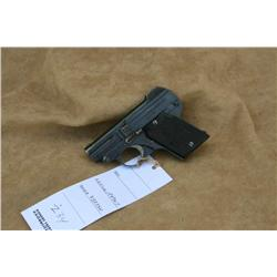 STEYR MODEL 1908 POCKET, 23 ACP CAL, VG+ OVERALL,  250