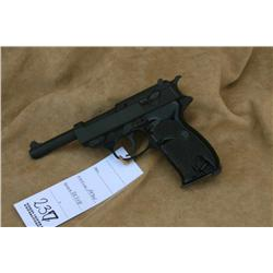 WALTHER P-1, 9MM, DATED 1/77, VG+ OVERALL(H)A4704,  383598