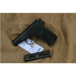MAKAROV IJ-70, 9X18 CAL, EXCELLENT WITH EXTRA  MAG(H)A4702, AK7418